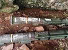 Hakkari'de teröristlere ait silah ve mühimmat ele geçirildi