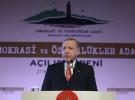 Cumhurbaşkanı Erdoğan: Yassıada'da yapılan yargılama değil, bir hukuk cinayetiydi