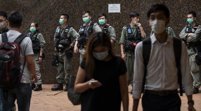Çin: Hong Konga yabancı müdahalesine karşı gerekli önlemleri alacağız