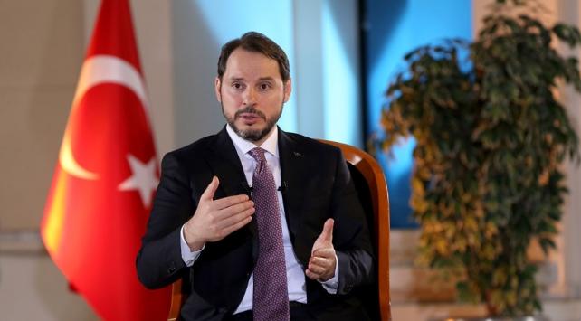 Hazine ve Maliye Bakanı Albayrak: Bu yılı pozitif büyüme ile kapatacağız
