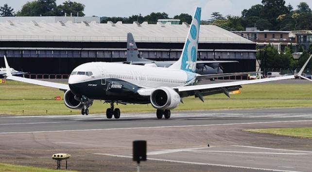 Boeing, 737 Max üretimine tekrar başladığını açıkladı