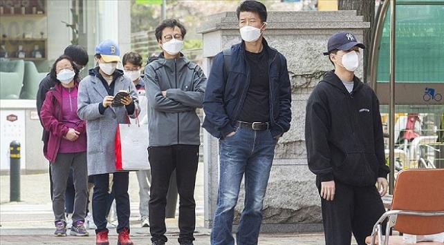 Güney Korede son 50 günün en yüksek vaka artışı