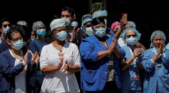 Koronavirüsü yenen kişi sayısı 2,5 milyonu geçti