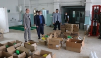 Yalova'daki okullar LGS'ye öğrencilerin ürettiği dezenfektanlarla hazır