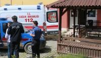 Bolu'da okul inşaatından düşen işçi hayatını kaybetti