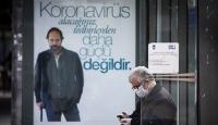 Türkiye'de koronavirüsten ölüm oranı yüzde 2,8