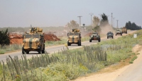 MSB: İdlib'de 13. Türk-Rus Birleşik Kara Devriyesi icra edildi