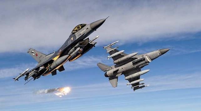Irak kuzeyi Hakurkta PKKlı 3 terörist etkisiz hale getirildi
