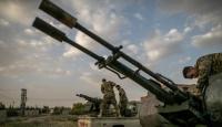 Libya ordusu Trablus'un güneyindeki Ayn Zara'da kontrolü sağladı