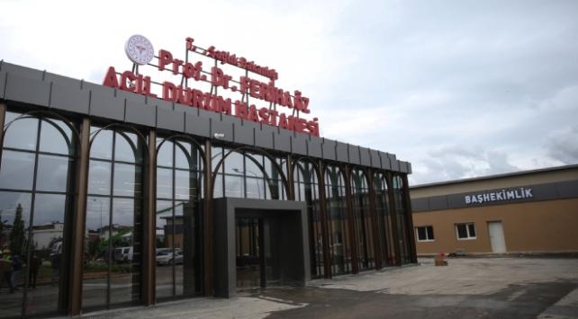 Sancaktepe'deki hastane sağlık turizminde de hizmet verecek
