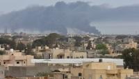 Darbeci Hafter'in roketli saldırısında 3 sivil yaralandı