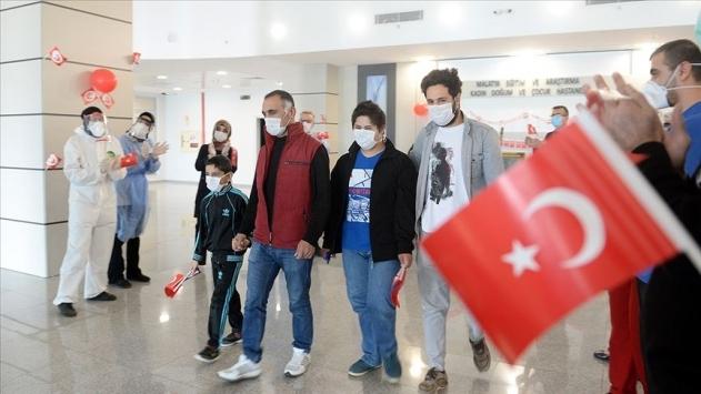 Türkiyede iyileşenlerin sayısı 124 bin 369a yükseldi