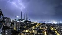 Ankara'ya sağanak uyarısı: Su baskını ve yıldırım düşmesine dikkat