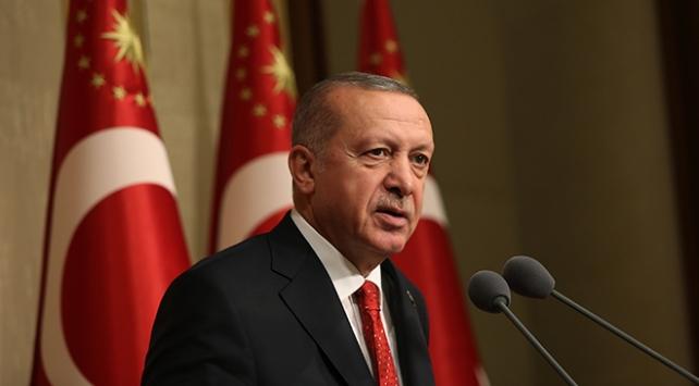 Cumhurbaşkanı Erdoğandan ABDdeki ırkçı cinayete tepki