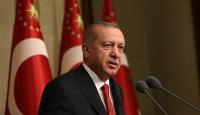 Cumhurbaşkanı Erdoğan'dan ABD'deki ırkçı cinayete tepki
