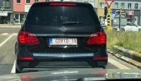 """Belçika'da 1000 euroya """"COVID-19"""" plakası"""