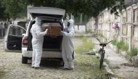 Brezilya ve Meksika'da koronavirüsten ölümler artıyor