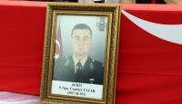Cumhurbaşkanı Erdoğan'dan, şehit ailesine başsağlığı mesajı