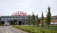 Prof. Dr. Feriha Öz Acil Durum Hastanesi bugün açılıyor