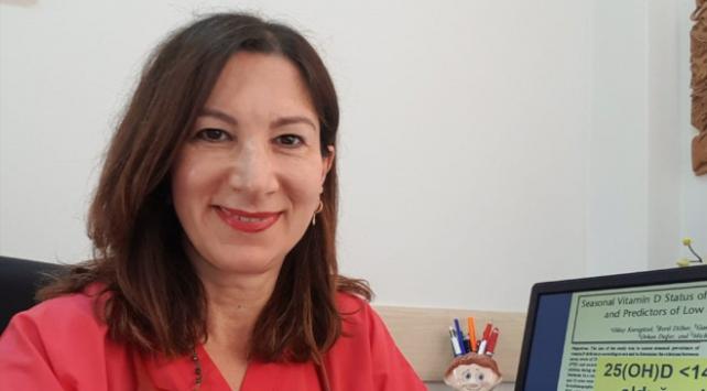 Prof. Karagüzel: D vitamini dengeli düzeyde alınmalı