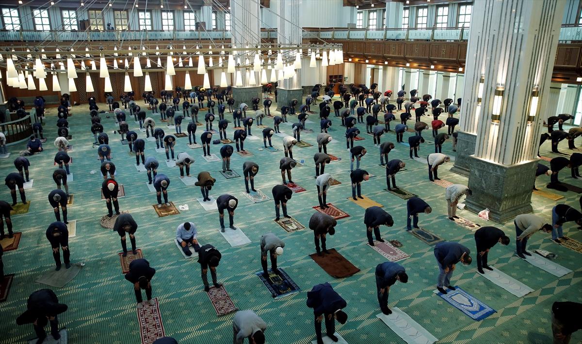 Ankara-Beştepe Millet Camii
