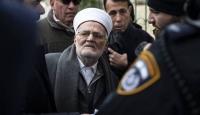 Mescid-i Aksa İmam Hatibi Şeyh İkrime Sabri gözaltına alındı