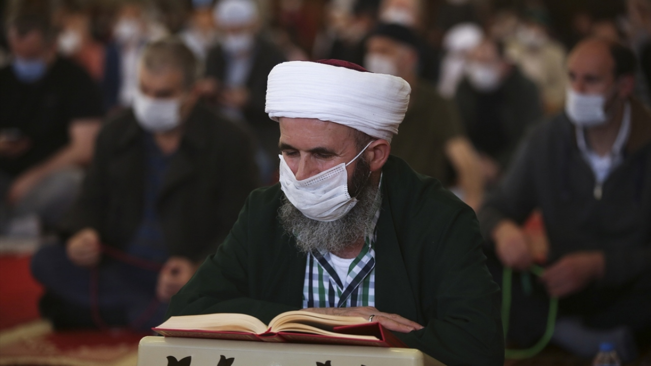 İstanbul-Fatih Camii
