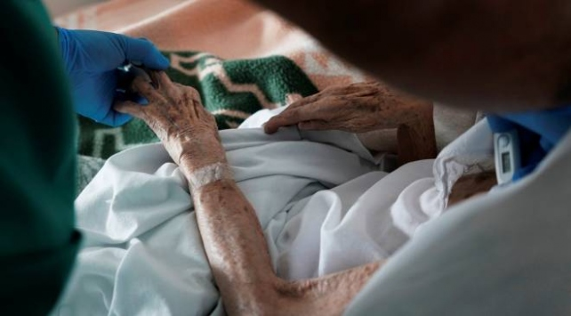 ABDde son 24 saatte 1182 yeni ölüm