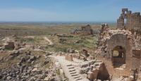 Zerzevan Kalesi'ndeki bin 800 yıllık sistem ihtişamını koruyor