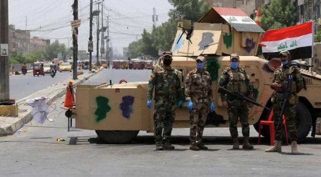 Irakta 1 hafta sokağa çıkma yasağı ilan edildi