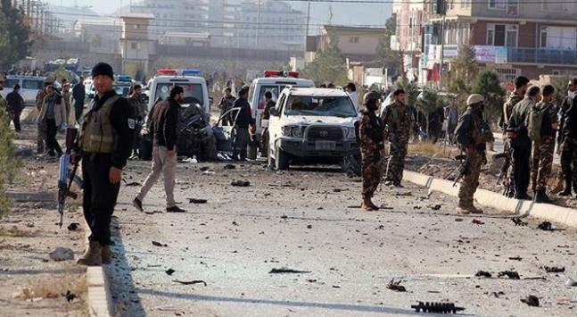 Kabilde özel televizyon kanalı çalışanlarına bombalı saldırı: 2 ölü