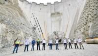 Türkiye'nin en yüksek barajı 2021'de elektrik üretimine başlayacak