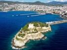Kuşadası'nın sembolü UNESCO Dünya Mirası Geçici Listesi'nde