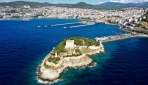 Kuşadasının sembolü UNESCO Dünya Mirası Geçici Listesinde