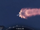 SpaceX'in tarihi uzay yolculuğu başladı