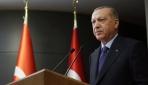 Cumhurbaşkanı Erdoğan şehit Canberk Tatarın babasıyla görüştü