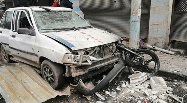 Cerablusta bombalı saldırı: 2 yaralı