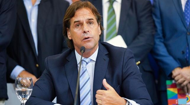 Karantinaya giren Uruguay Devlet Başkanı Pouda COVID-19a rastlanmadı