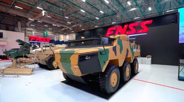 Zırhlı araçlar 2021'de yerli motorlardan güç alacak