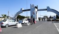 Libya'da UMH güçleri Uluslararası Trablus Havalimanı'na girdi