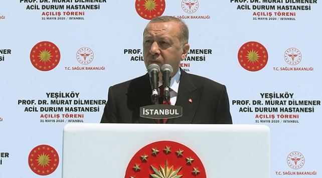 Cumhurbaşkanı Erdoğan: Hızlı bir toparlanma ve atılım içine gireceğiz