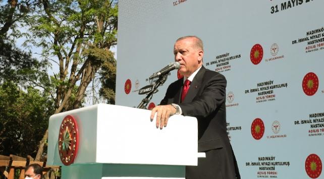 Cumhurbaşkanı Erdoğan: Fetih açmaktır, fetih gönülleri özellikle kazanmaktır