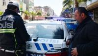 Manisa'da kısıtlamaya uymayan 316 kişiye cezası