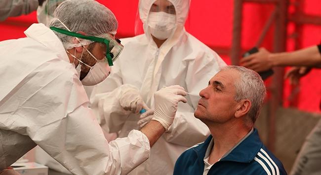 Sivassporda üçüncü kez koronavirüs testi yapıldı