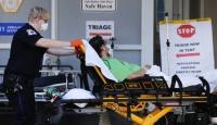 ABD'de son 24 saatte 630 kişi koronavirüsten öldü