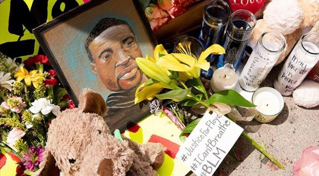 ABDde öldürülen Floydun özel otopsi raporu açıklandı