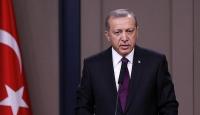 Cumhurbaşkanı Erdoğan'dan şehit askerler için başsağlığı mesajı