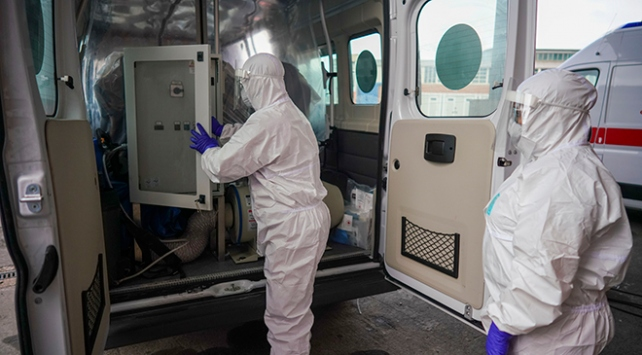 Kanadada koronavirüsten can kaybı 7 bin 380 oldu