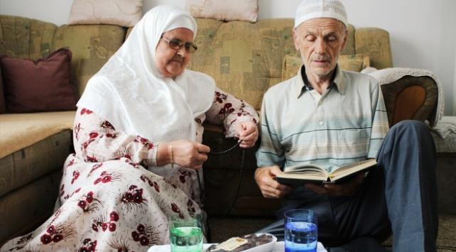 """""""Bosnada Ramazanın"""" en güzel fotoğrafları belli oldu"""