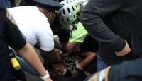 Minneapolis polisi 428 kişiye ensesine bastırarak müdahale etmiş